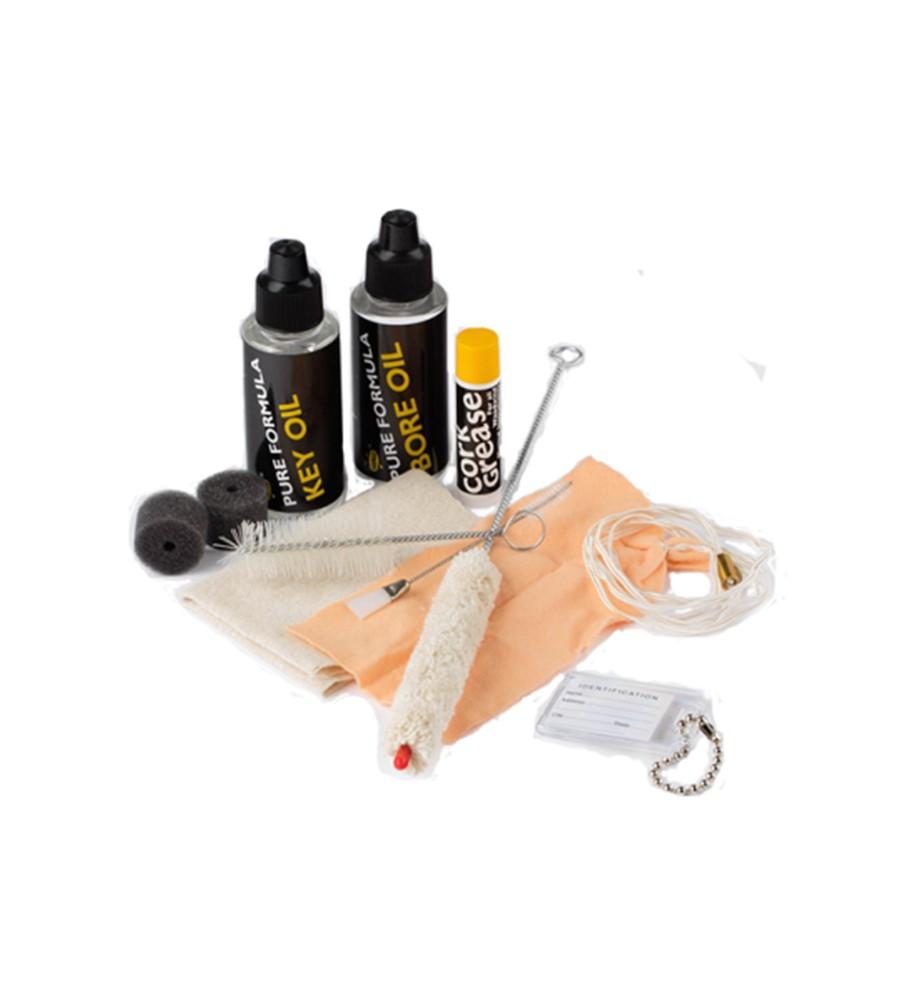 Música Asensio Kit de limpieza clarinete Dunlop HE-105