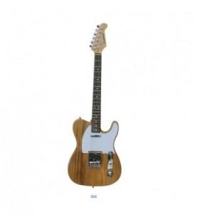 Guitarra Daytona tipo Telecaster 600 Natural