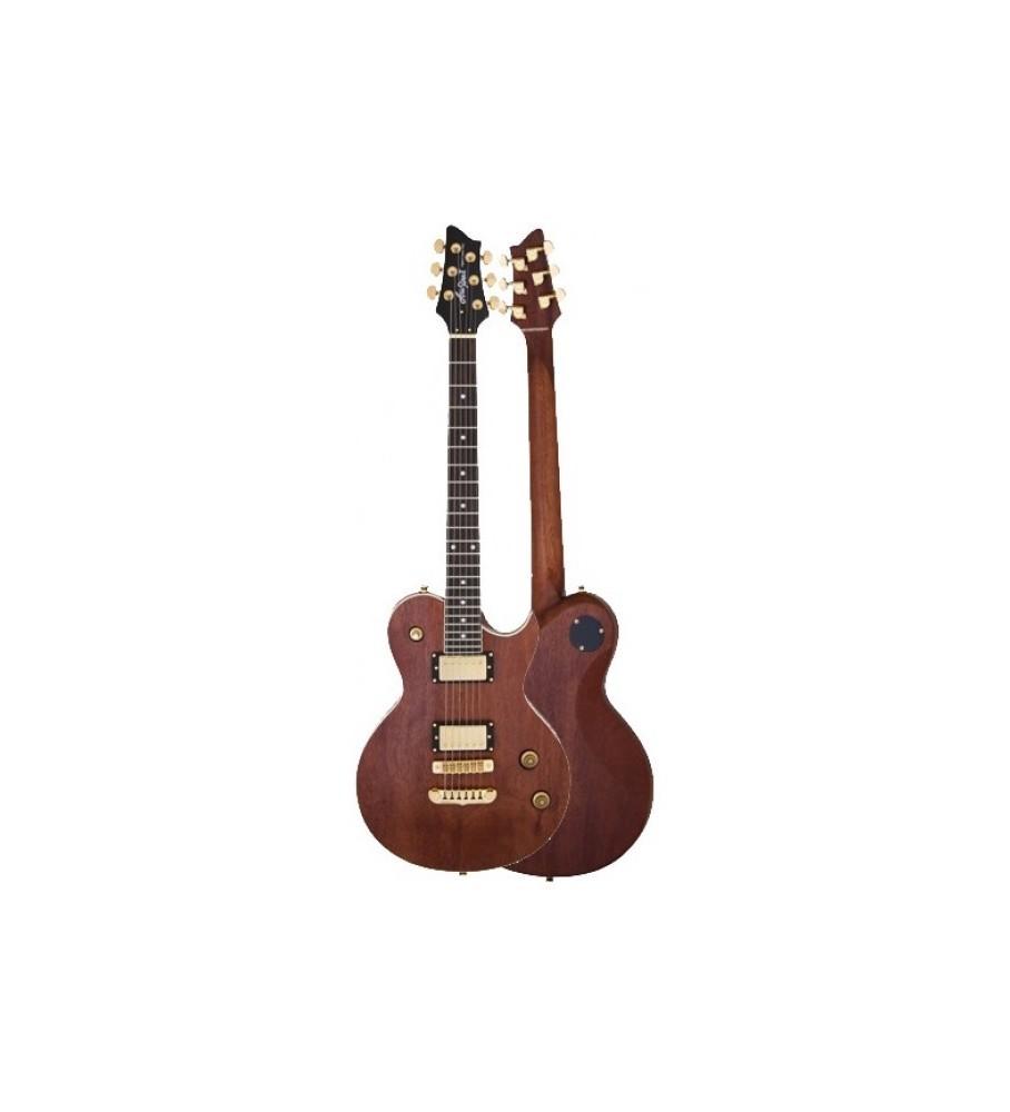 "Guitarra ""ARIA"" PE-TR-1 G Les Paul"