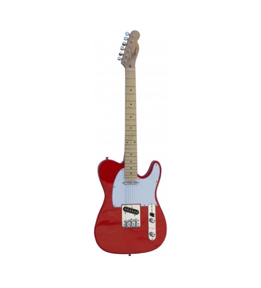 Guitarra Daytona tipo Telecaster TL-01-R Roja