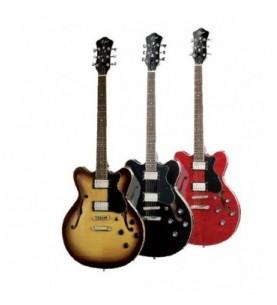 "Guitarra ""Höfner"" Verythin Roja"