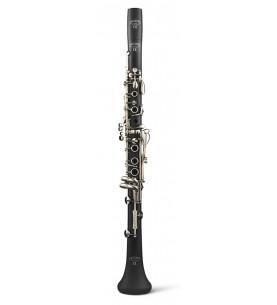 Música Asensio Clarinete Sib Backun Alpha 17 Llaves y Pilares Plata
