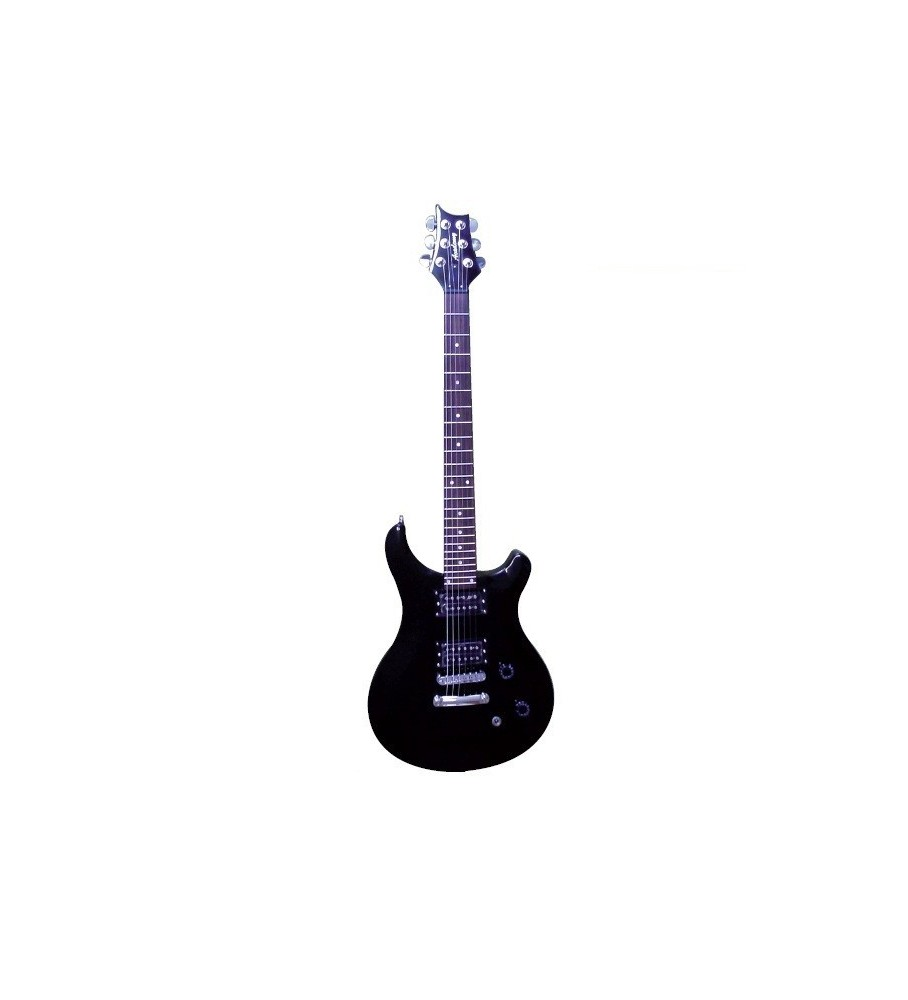 "Guitarra Electrica ""ACADEMY"" SCG100 Negra"