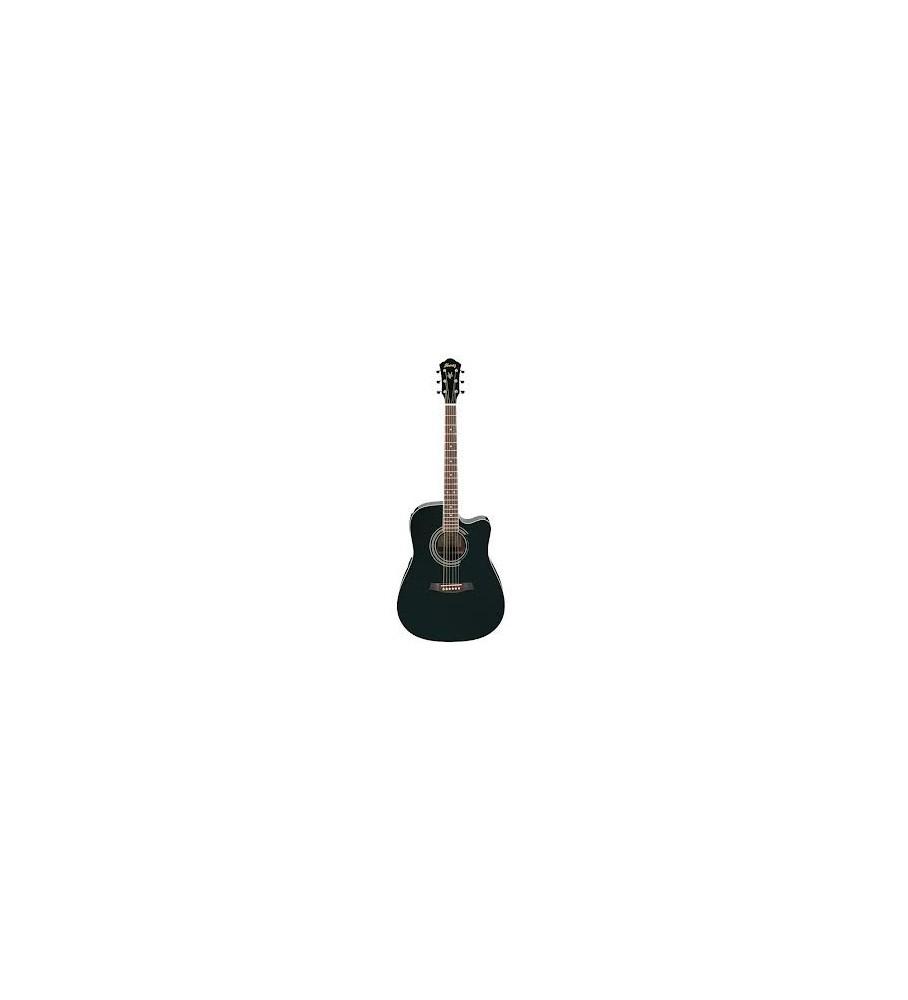 Guitarra electro acústica Ibanez V72ECE-BK