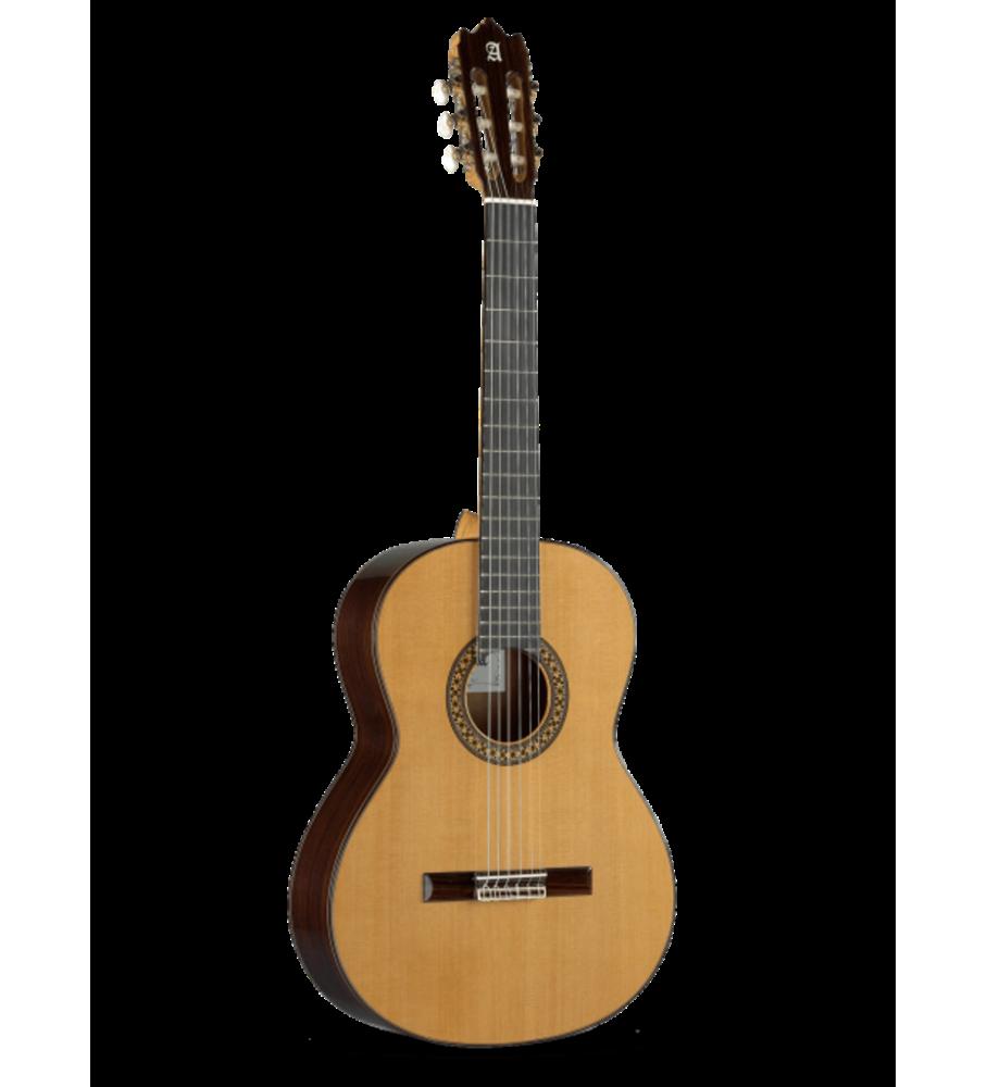 Música Asensio Guitarra Alhambra 4P palosanto