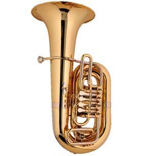 Música Asensio Tuba Gara Winds GBC-81 en Do 4 cilindros