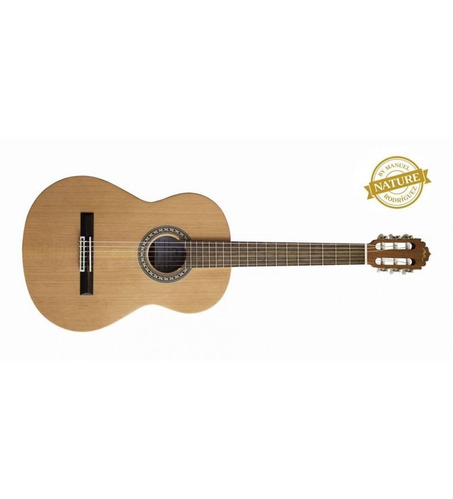 Guitarra Manuel Rogriduez Nature Caballero 11 OFERTA ENERO
