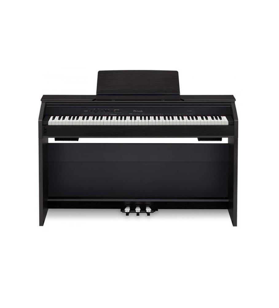 Música Asensio CASIO PIANO DIGITAL PRIVIA PX-870 BK