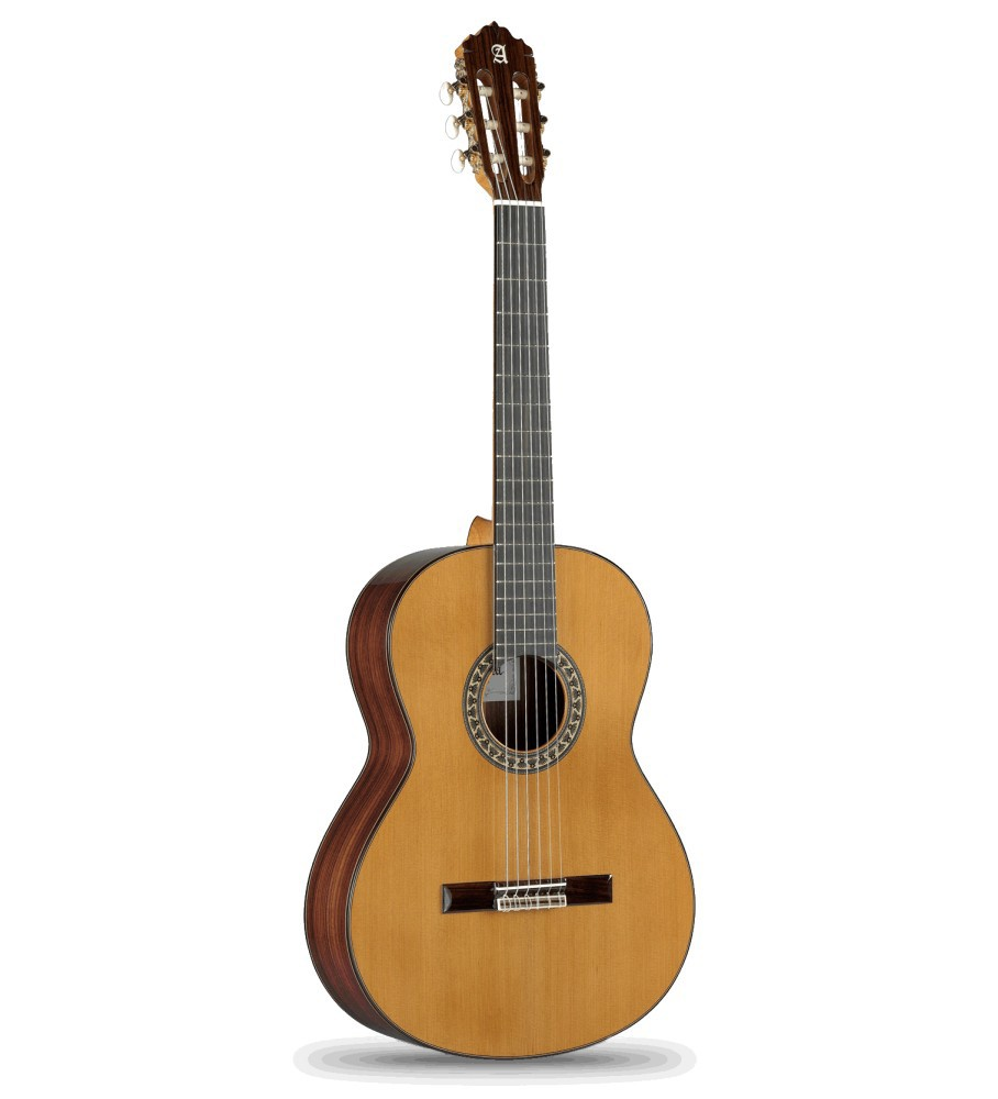 Música Asensio Guitarra Alhambra 5P palosanto