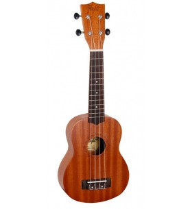 Música Asensio Ukelele Soprano Flight NUS-310 Sapelly