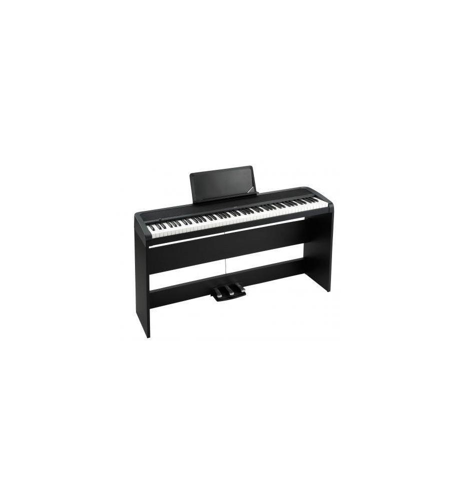 KORG PIANO DIGITAL B1SP-BK.CON SOPORTE