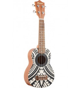 Música Asensio Ukelele Soprano Bamboo Mahori B1E-MA