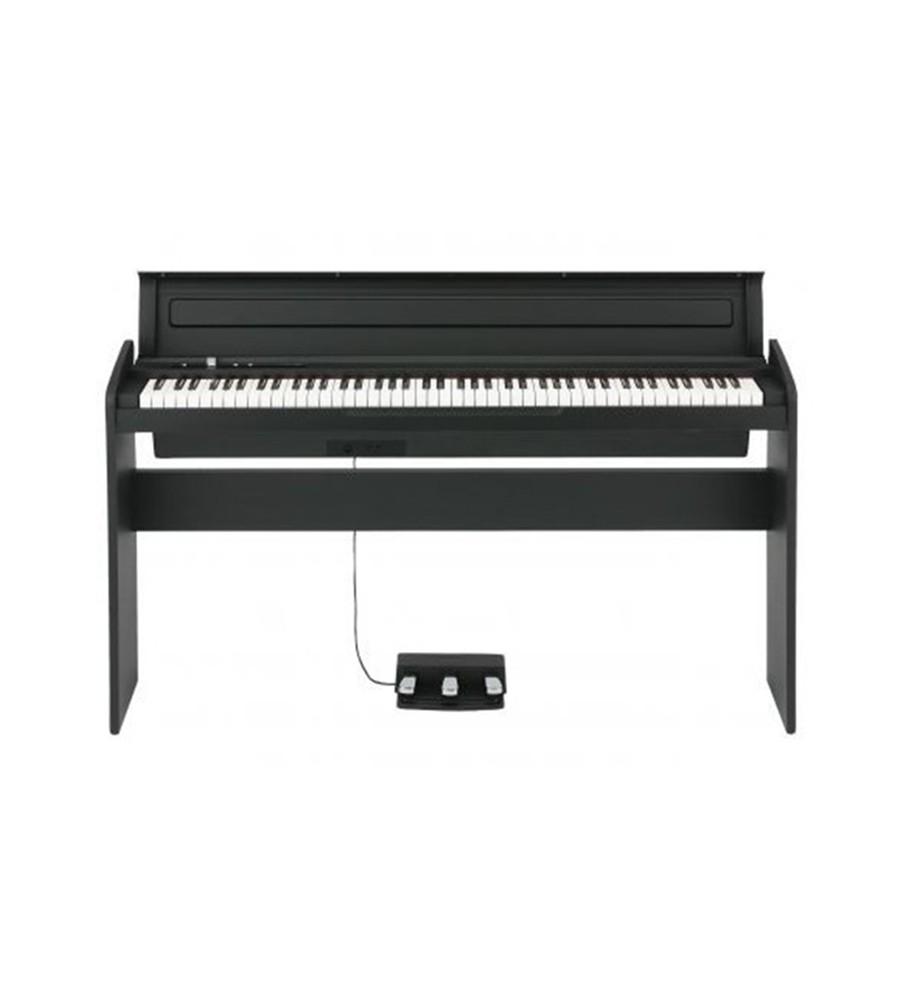 Música Asensio Piano digital Korg LP-180 BK