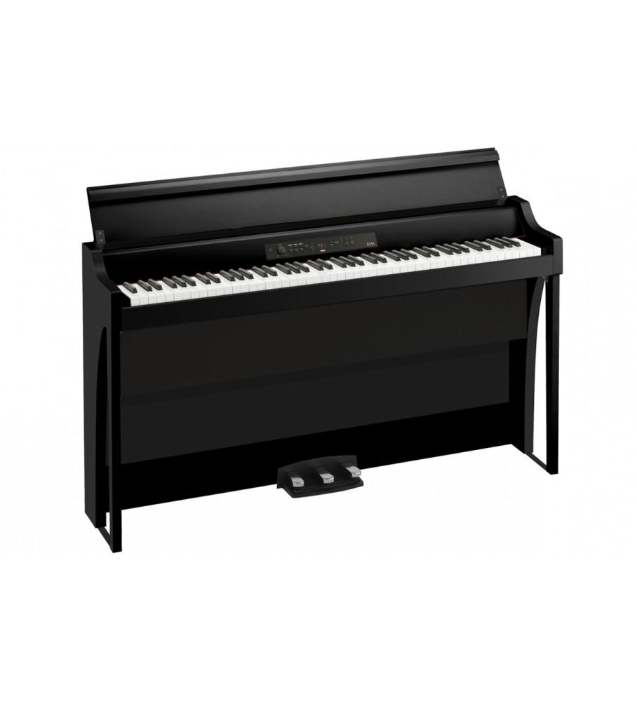 Música Asensio Piano digital KORG G1B AIR BK