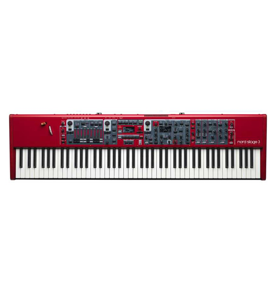 Música Asensio NORD Organo stage piano profesional STAGE 3 88