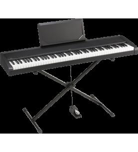 Música Asensio KORG Piano digital B2 BK