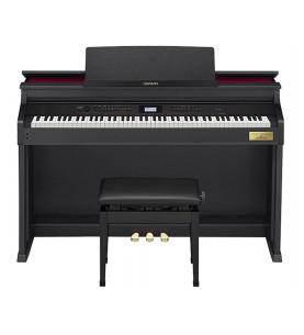 Música Asensio Piano digital CELVIANO GRAND HYBRID CASIO AP-710BK