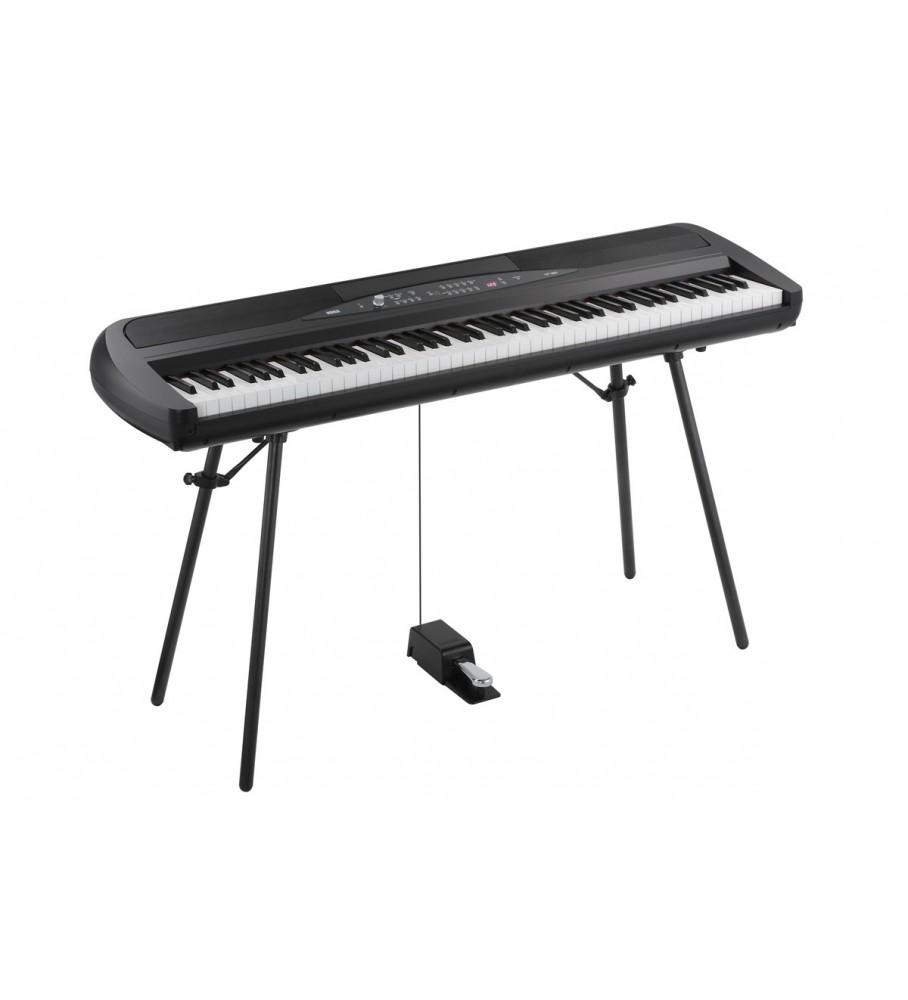 Música Asensio KORG Piano digital SP-280 BK