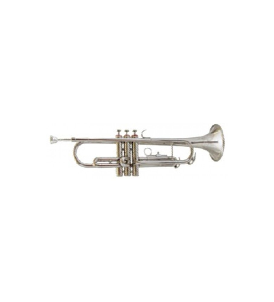 Trompeta Sib Amadeus TP807N niquelada