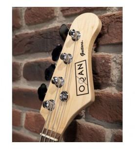 Música Asensio Pack de bajo OQAN QBE-JB35 BK BASS PACK