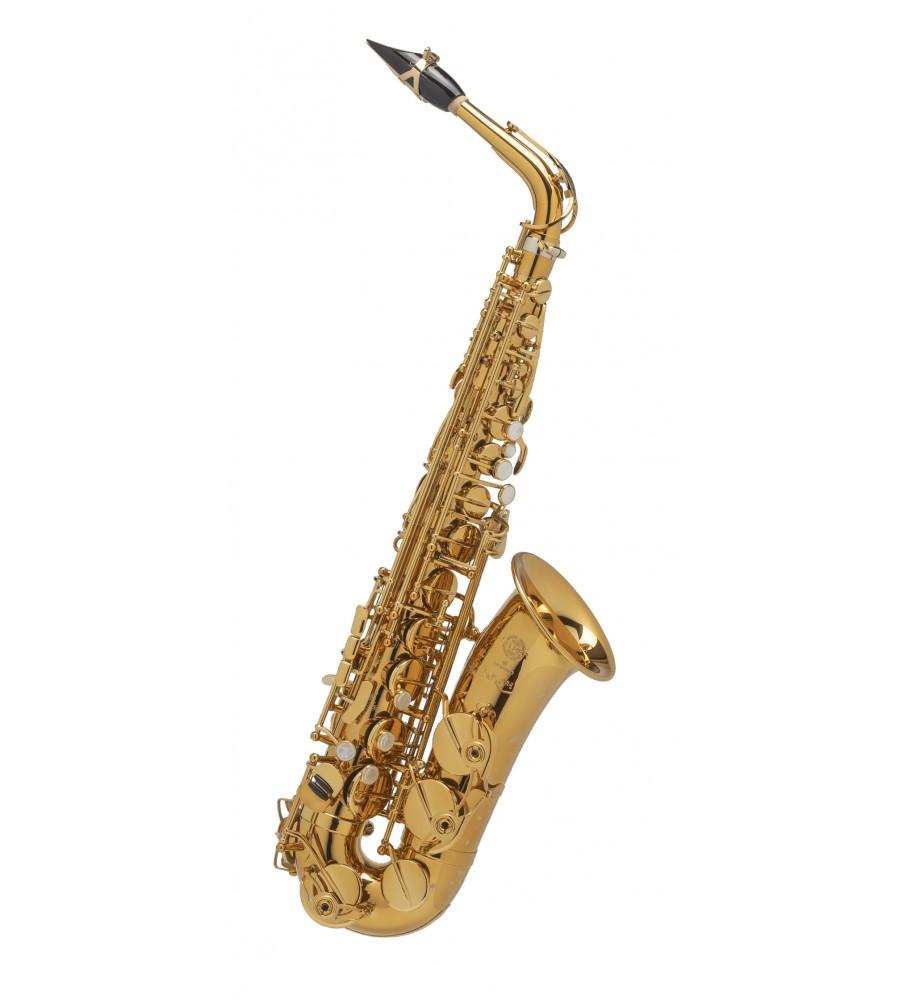 Música Asensio Saxo alto Selmer Supreme Dorado Goldmessing