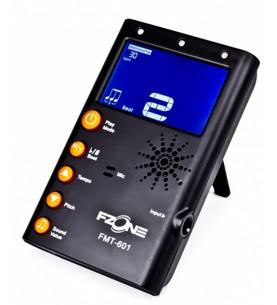 Música Asensio Metrónomo Afinador F-Zone FMT-601