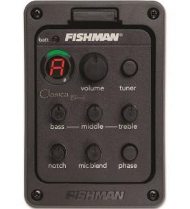Guitarra Admira Virtuoso Electrificada con Cutaway Fishman