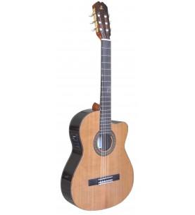 Música Asensio Guitarra Admira Virtuoso Electrificada con Cutaway Fishman