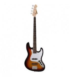 """Bajo """"ARIA"""" STB-JB Jazz Bass Sombreado"""