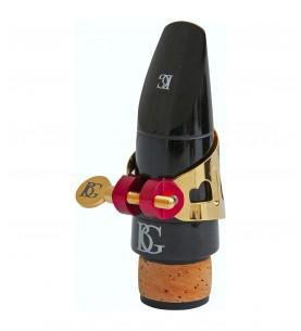 Música Asensio Abrazadera clarinete Sib BG DUO dorada LD0