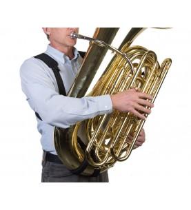 Música Asensio Arnés para tuba Neotech X-Long