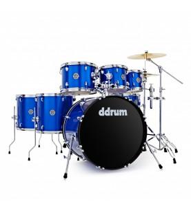 Música Asensio Batería DDRUM D2 Cobalt Blue complete kit