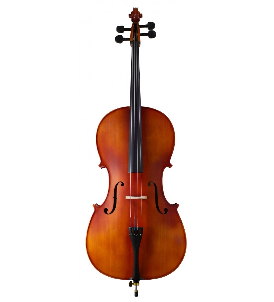 Música Asensio Violonchelo Amadeus Tapa Maciza  CP 201 3/4