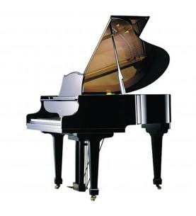 Música Asensio piano de cola Samick SIG-50D negro pulido