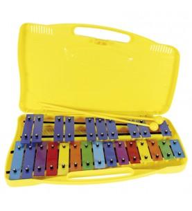 Música Asensio Carrillón Gonalca 25 Notas Colores