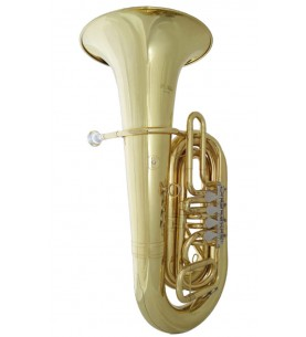 Musica Asensio Tuba en Do Paul Millet 4/4 Compacta PM 910 TU