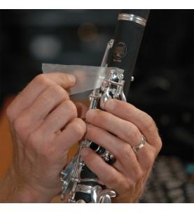 Música Asensio Clarinete Sib SML CL400 llaves plateadas