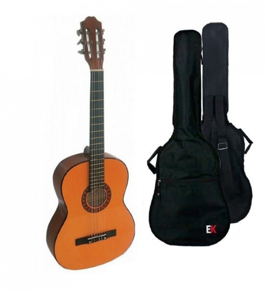 Música Asensio Guitarra clásica ROCÍO R10 con funda