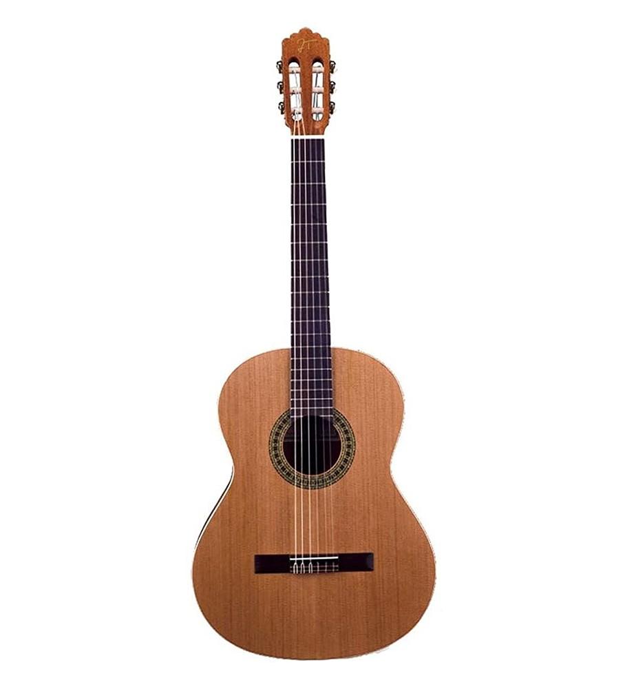 Música Asensio Guitarra clásica José Torres JTC-5SB brillo