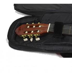 Música Asensio Funda Guitarra Clásica 25mm Ref. 76 Mochila sin Logo