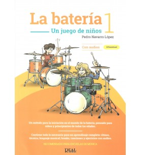 Música Asensio La Batería - Un juego de niños vol.1