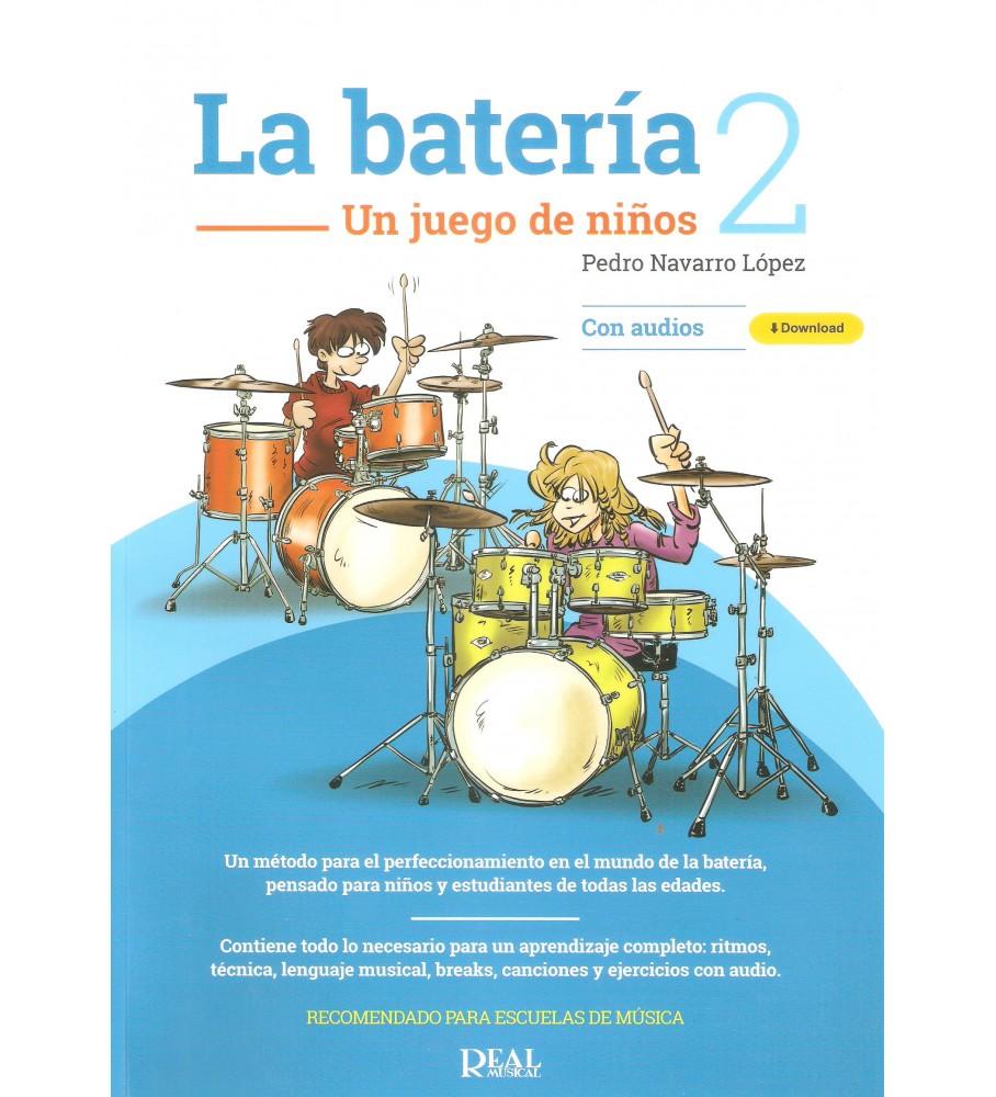 Música Asensio La Batería - Un juego de niños vol.2
