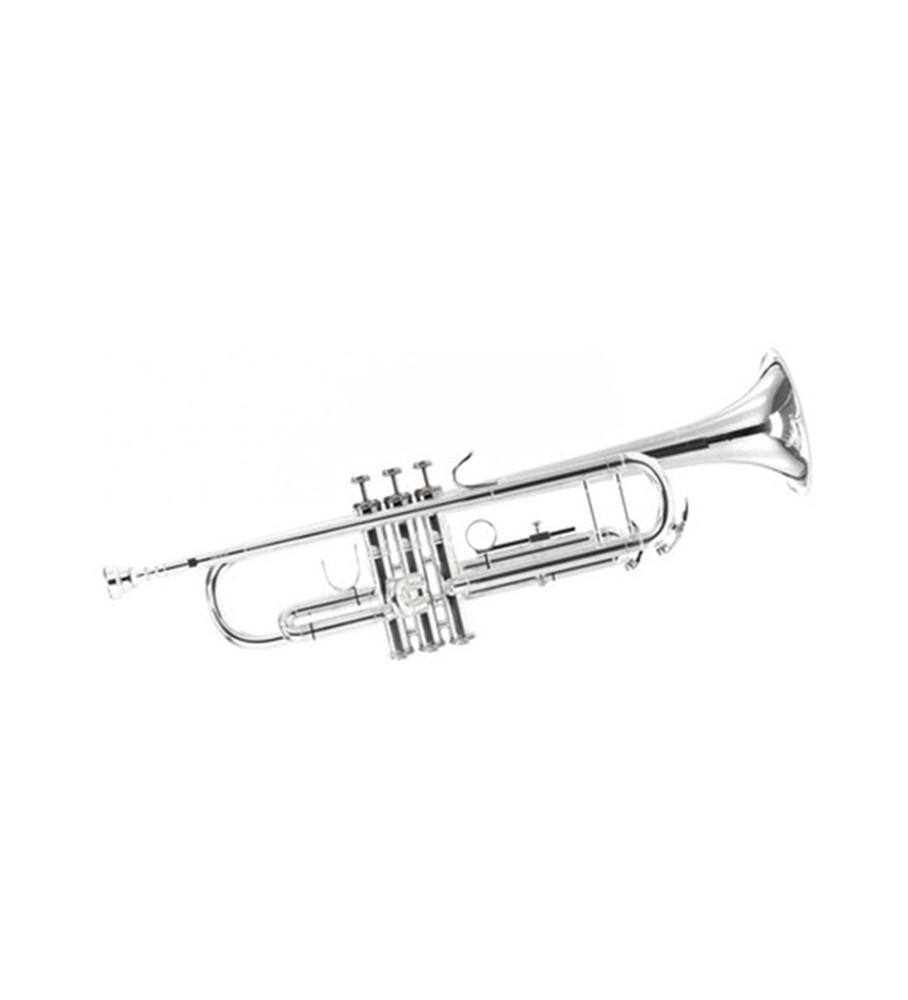 Música Asensio Trompeta Bach TR-300H2 Plateada