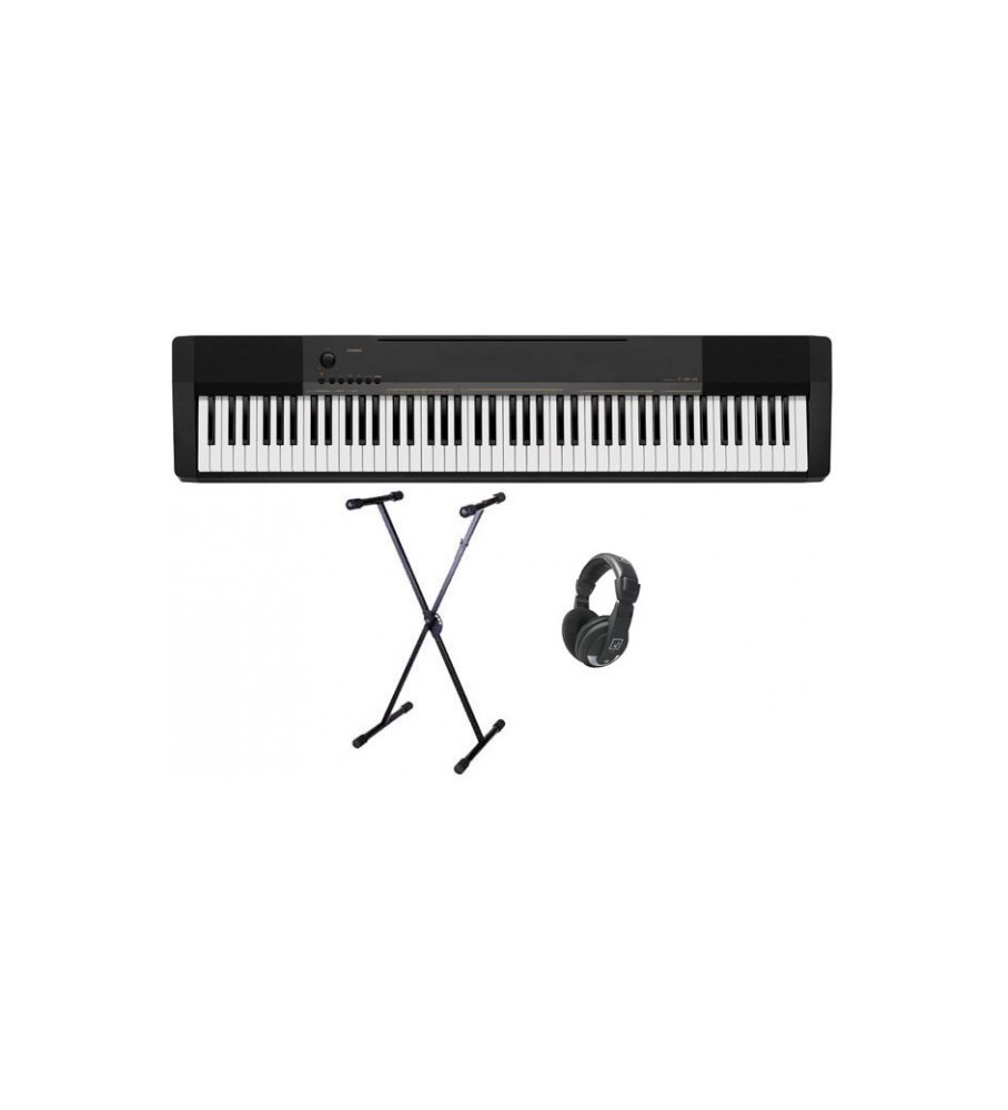 CASIO PIANO DIGITAL CDP-130 NEGRO