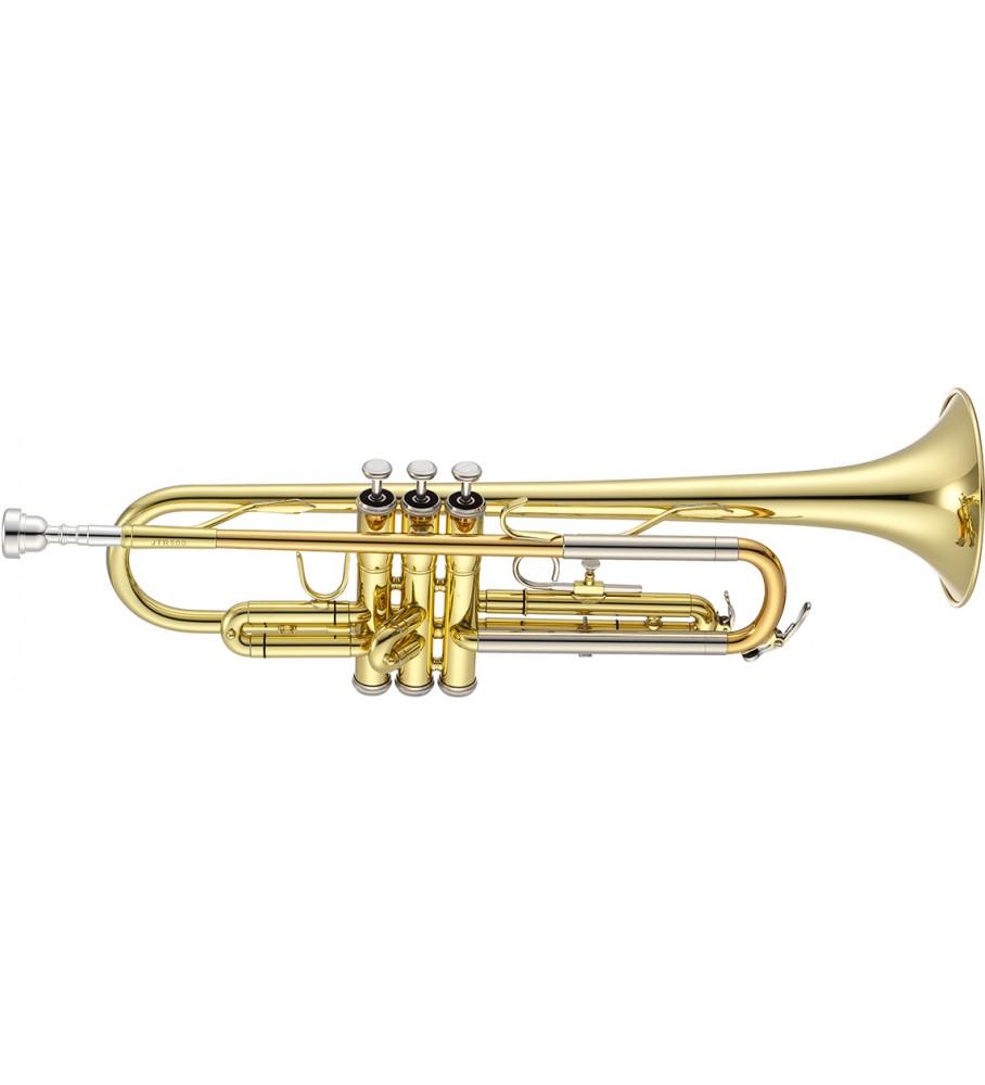 Música ASensio Trompeta Júpiter Sib JTR500Q lacada
