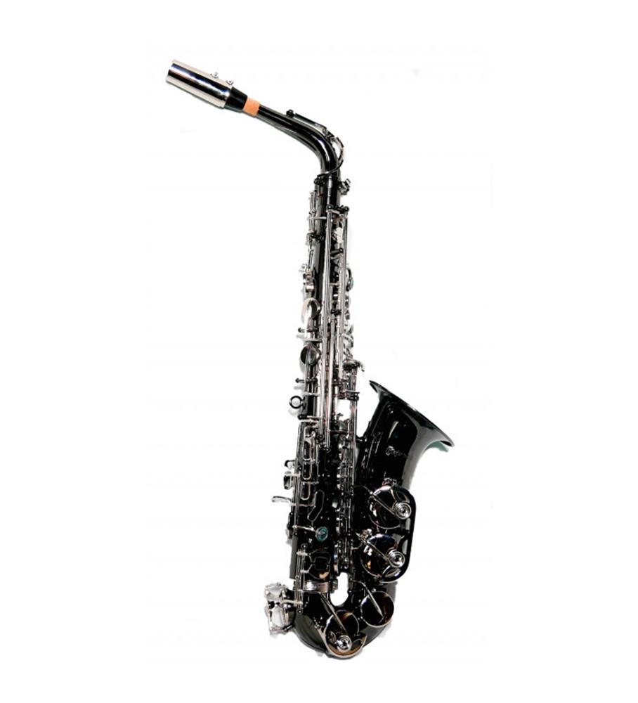 Música Asensio Saxo Alto Taylor Collins AS1964BK Negro