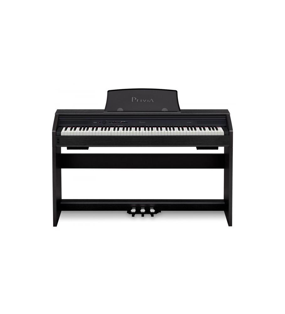 CASIO PIANO DIGITAL PRIVIA PX-770 BK negro