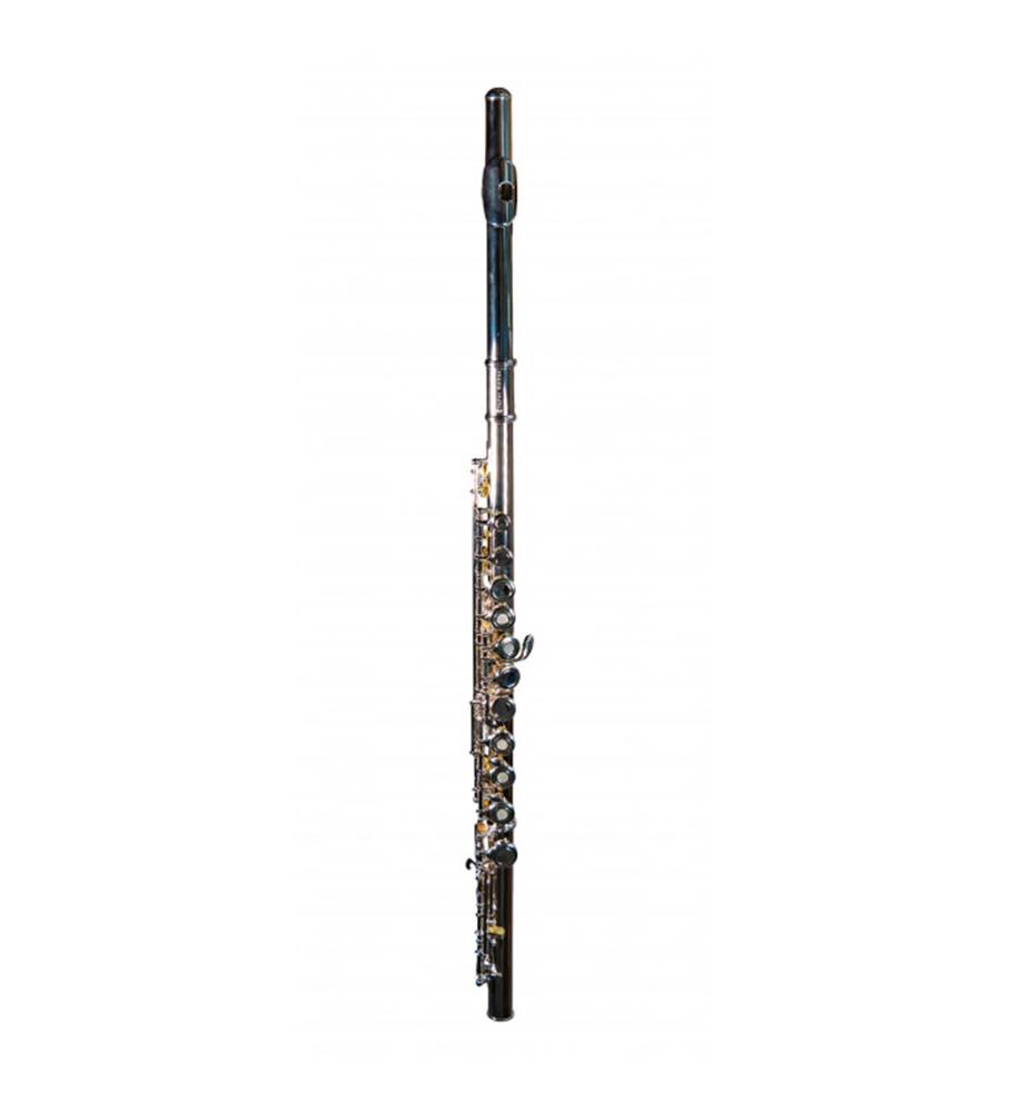 Flauta Travesera Taylor Collins FL-1 Platos Abiertos Desalineados