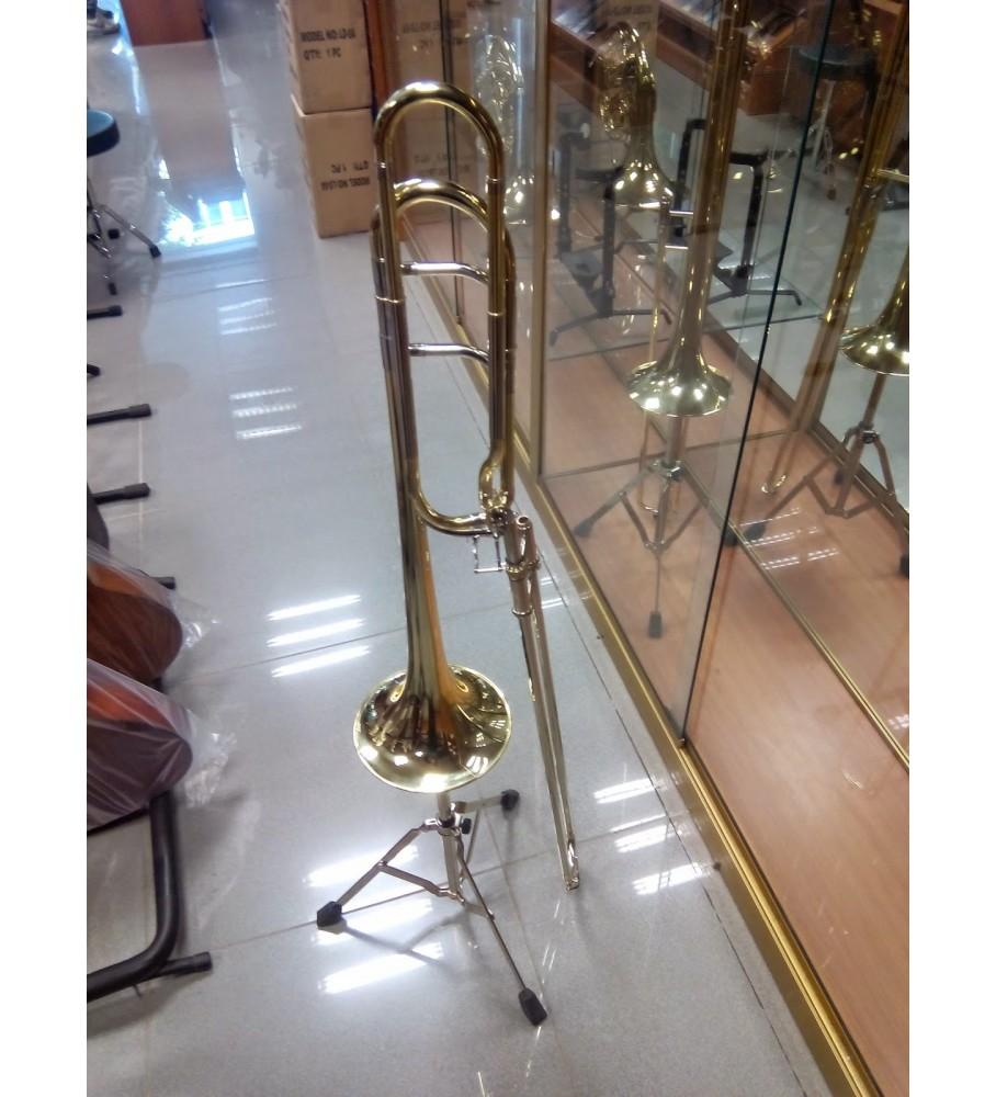 Música Asensio TROMBON SIb/FA GARA GSL-65F LACADO