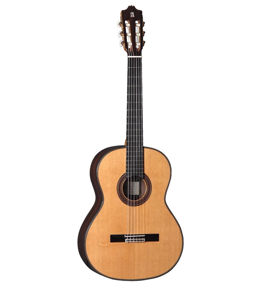 Música Asensio Guitarra Alhambra 7P Classic palosanto macizo